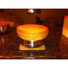 The ultimate Spanish dessert, Canonigo! Their version of a souffle,,,yum