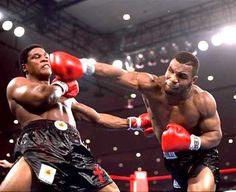 Tyson in his prime