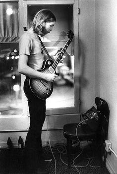 Duane Allman, 1946-1971  Age 24
