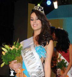 Eleni Kokkinou Crowned Miss World Greece 2014