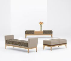Ovate Benches