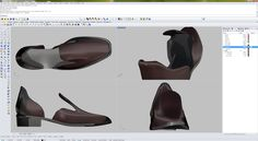 LUNG X LUNG DESIGN: 100%客製化_3D列印你的鞋/01(持續更新)rhino 3d printing shoes