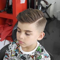 99 Wonderful Fade Hairstyles for Little Boys In top 30 Cool toddler Boy Haircuts, Trendy and Cool Haircuts for Boys Stylendesigns, 35 Cute Little Boy Haircuts Adorable toddler Hairstyles, Pin On Hair Cuts. Cool Kids Haircuts, Boy Haircuts Short, Toddler Boy Haircuts, Haircuts For Men, Men's Haircuts Fade, 2018 Haircuts, Modern Haircuts, Best Hairstyle For Kids, Little Boy Hairstyles