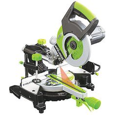 Evolution Fury 3 Chop Saw Sliding Compound Mitre Saw