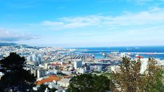 Vue d'en haut #travel #traveling #TFLers #vacation #visiting #instatravel #instago #sun #instagood #trip #holiday #photooftheday #travelling #tourism #instapassport #instatraveling #mytravelgram #travelgram #travelingram #igtravel #sky #sea #alger #algiers by bzbilal