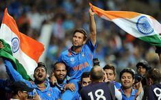 ICC World Cup 2011 winners - Indian Cricket Team