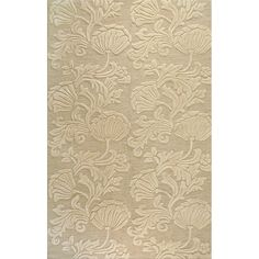 """I pinned this Constance Rug in Beige from the Metallic Tidings event at Joss and Main! 8'6"""" x 11'6"""" $420 Wool"""