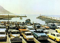 Old photo, Kalk Bay Harbour, Cape Town Old Pictures, Old Photos, Cape Town South Africa, Seaside Towns, Most Beautiful Cities, Vintage Photographs, Back In The Day, Live, Landscape Photography