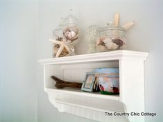 beach bathroom accessories   Beach Theme Home Decor for the Bathroom ~ * THE COUNTRY CHIC COTTAGE ...
