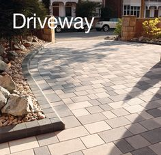 small driveway ideas - Google Search