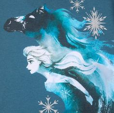 Elsa Nightshirt for Women – Frozen 2 shopDisney Hans Frozen, Frozen Art, Disney Frozen 2, Elsa Frozen, Disney Magic, Frozen Movie, Arte Disney, Disney Art, Disney Movies