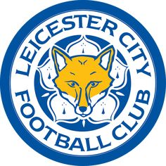 Leicester City the Premier League Champions Leicester City Fc, Leicester City Football Club, Leicester England, Fifa Football, Football Team Logos, Soccer Logo, Football Cakes, Mls Soccer, Sports Logo