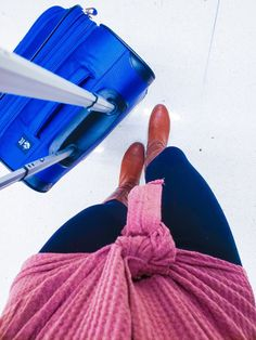 Basic Etiquette at Baggage Claim - Little Things: 301 – 305 Dallas Food, Small Scarf, Baggage Claim, Etiquette, Little Things, Travel Guides, Happiness, Packing, Bag Packaging
