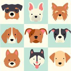 Dogs by #noah88. Find it at cstm.io/80  #dogs #dog #husky #puppy #cute #kawaii #chibi #pug #spaniel #beagle #yorkshireterrier #frenchbulldog #doggie #smalldogs #bigdogs #alldogsaregooddogs #pink #heart #style #imsotalentedyall #feelings #animals #life #mi
