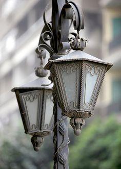 Street Lamp - Cairo