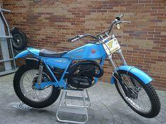 Bultaco Sherpa 350 1979