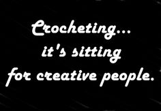 Crocheting... ❥ 4U // hf