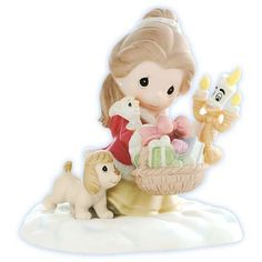 Your WDW Store - Disney Precious Moments Figurine - It Is In The Giving That We Receive