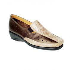 Soft black sandal