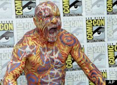 Comic Con 2012: The Best Costumes- photo gallery