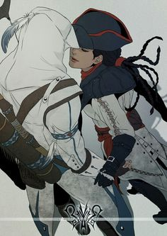 Conner & Aveline | Assassins Creed