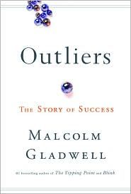 9 of 10: Outliers was gripping, from first page to last. This is just the kind of non-fiction I can't read fast enough; it's as easy to read as a novel. My parents gave us this book on …