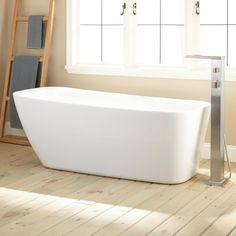 Bernice Acrylic Freestanding Tub