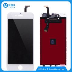 Check out this product on Alibaba.com App:AAA Quality 4.7 inch For iPhone 6 LCD Complete Display Screen with Touch Glass Digitizer Assembly Replacement https://m.alibaba.com/zeEjyq