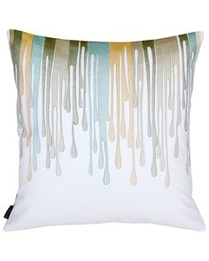 "Blissliving Home ""Buenos Aires"" Linen Decorative Pillow"