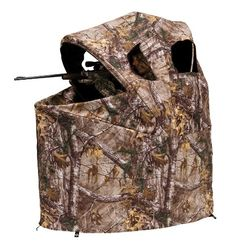 Ameristep Tent Chair Blinds, Realtree Xtra - OMJ Outdoors