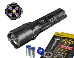 Special Offers - Nitecore P20UV 800 lumens Tactical Duty LED Flashlight with Build-in UV Black Light With 2x Tenergy CR123A batteries and LumenTac Survival Keychain Light - In stock & Free Shipping. You can save more money! Check It (November 10 2016 at 03:04AM) >> http://flashlightusa.net/nitecore-p20uv-800-lumens-tactical-duty-led-flashlight-with-build-in-uv-black-light-with-2x-tenergy-cr123a-batteries-and-lumentac-survival-keychain-light/