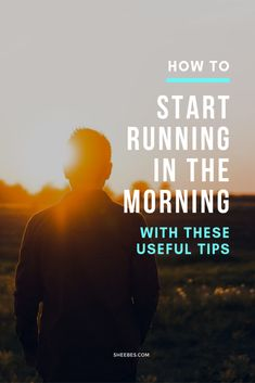 How to Start Running in the Morning with These Useful Tips. Do you want to start running in the morning? You'll discover the benefits of running in the morning and practical tips on how to become a morning runner. 5k Training Plan, Race Training, Half Marathon Training, Marathon Running, Running Training, Training Equipment, Triathlon Motivation, Running Motivation, Fitness Motivation