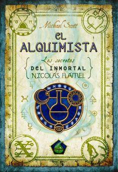 Fumando Libros: Saga completa El alquimista, los secretos del inmortal Nicolas Flamel DESCARGA