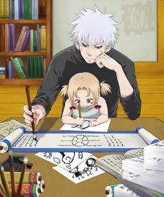 """#TobiramaSenju #Tsunade #Naruto  USE CODE """"PIN5"""" TO RECEIVE 5% OFF Shop now at www.animecart.com #Narutoshirts"""
