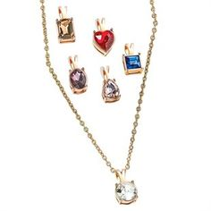 6-Piece Amber Necklace Gift Set