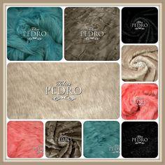 Nuevos tejidos de pelo en nuestra sección de temporada otoño/invierno. Perfectos para la confección de prendas de exterior como chaquetas o chalecos y también para la confección de complementos como cuellos y estolas. Ya disponibles en nuestra tienda y en nuestra app y página web a través del siguiente enlace: www.telaspedro.com/catalogsearch/result/?order=relevance&dir=desc&q=%22adam%22%22flavio%22%22jerrod%22%22kerry%22