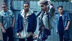 Geniale gutta fra Tokio Hotel