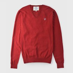 JERSEY CASHMERE ROJO