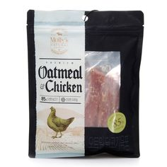 Package Design, Oatmeal, Label, Branding, Packaging, Organic, Food, The Oatmeal, Brand Management