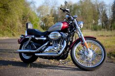 Harley 883 - perfect! just like mine
