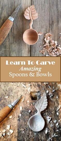 From the Top Leading Spoon and Bowl Wood Carving online guide comes the best tips and techniques to whittling amazing projects!