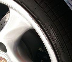 Home Guide to Wheel Scuff Repair