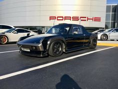 Porsche 914, Vw Bugs, Dream Machine, Car Crash, Car Engine, Police Cars, Vintage Cars, Super Cars, Whale