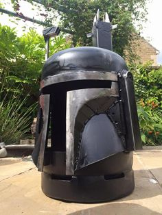 Check Out These STAR WARS Character Inspired Fire Pitts — GeekTyrant
