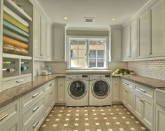 Interior, Charming Functional Laundry Room Inspirations: Gorgeous Laundry Room Design Inspirations