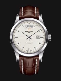 Transocean Day & Date - Breitling - Instruments for Professionals