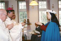 Solemn profession of Redemptoristine nun in Japan