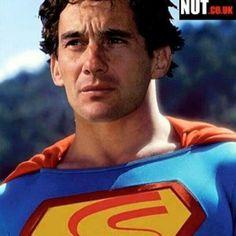 Super Senna!