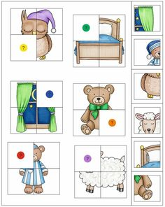 This Pin Was Discovered By Monika Trzask - Education Toddler Learning Activities, Preschool Learning Activities, Preschool Worksheets, Toddler Preschool, Teaching Kids, Activities For Kids, Zoo Preschool, Preschool Centers, Kids Education