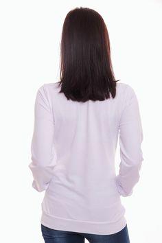 Олимпийка А3120 Размер: 42,44,46,48,50 Цвет: белый Цена: 525 руб.  http://optom24.ru/olimpiyka-a3120/  #одежда #женщинам #олимпийки #оптом24